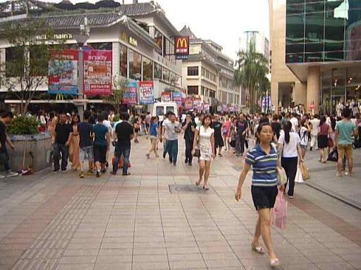 Tour Guide Belanja Ke China
